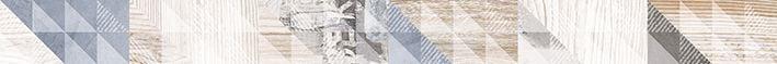 Вестанвинд Бордюр серый 1506-0024 5x60Плитка<br><br>