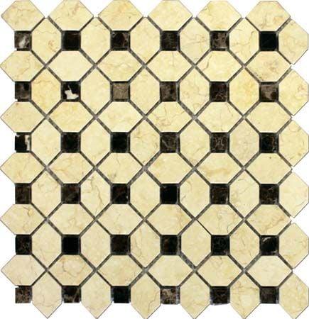 Мозаика MN184PLA Primacolore 6x6+29x45/305х305 (11pcs.) - 1.02Мозаика<br><br>