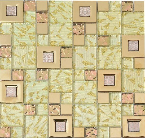 Мозаика MC220MLA Primacolore 23x23+48x48/300x300 (10 pcs) - 0.9Мозаика<br><br>