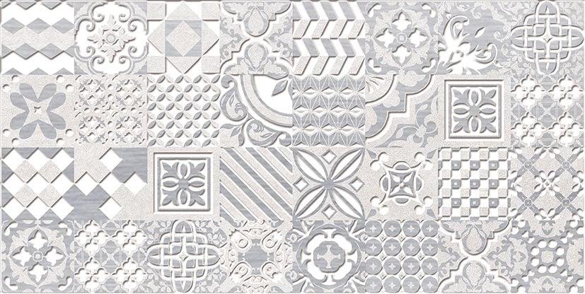 Bastion Декор серый 08-03-06-454 20х40Плитка<br><br>
