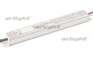 Блок питания Arlight ARV-HT12018-Slim (12V, 1.5A, 18W) 019370Блоки питания<br><br>