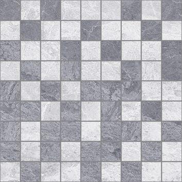 Pegas Мозаика 30х30 т.серый+серыйМозаика<br><br>