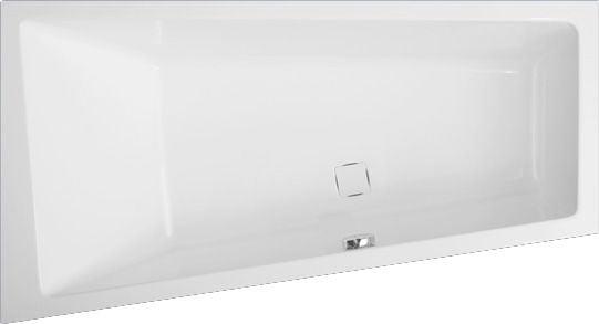 Ванна акриловая ассиметричная Vagnerplast Cavallo Акриловые ванны<br><br>