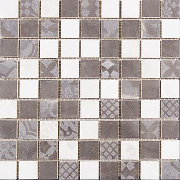 Меравиль Мозаика натуральная 1932-0013 30х30Плитка<br><br>