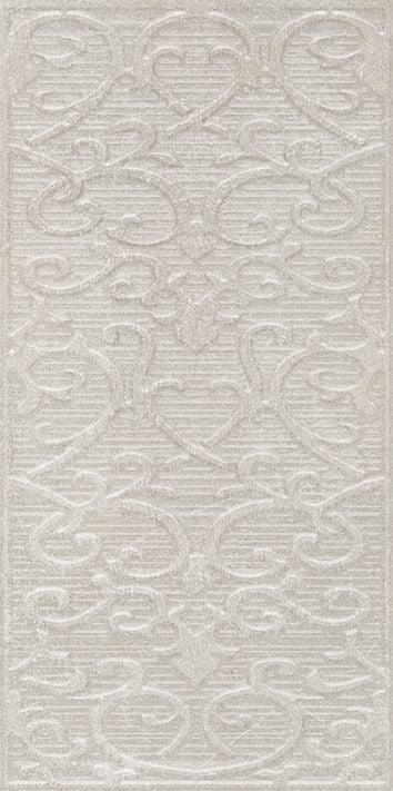 Deja Vu White Декор Damask (K941350) 30x60Плитка<br><br>