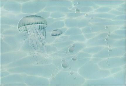 Лагуна Декор Медуза 24,9х36,4Плитка<br><br>