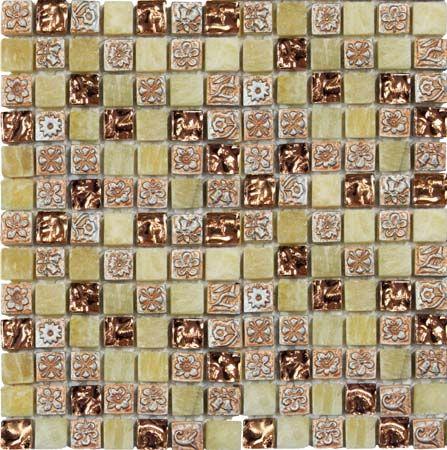 Мозаика PM231SXA Primacolore 15x15/300x300 (11 pcs) - 0.9Мозаика<br><br>