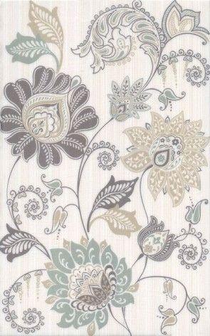 Луиза Плитка настенная декор 6234 25х40Плитка<br><br>