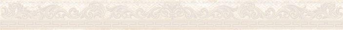 Петра Олимп Бордюр бежевый 58-03-11-660 5х60Плитка<br><br>