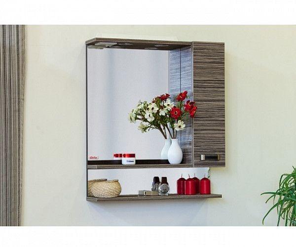 Зеркало Sanflor Техас 60 С0000002005 венге, зебрано Зеркала<br><br>