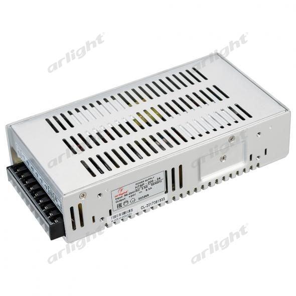 Блок питания Arlight HTSP-200-24 (24V, 8.3A, 200W, PFC) 023269Блоки питания<br><br>