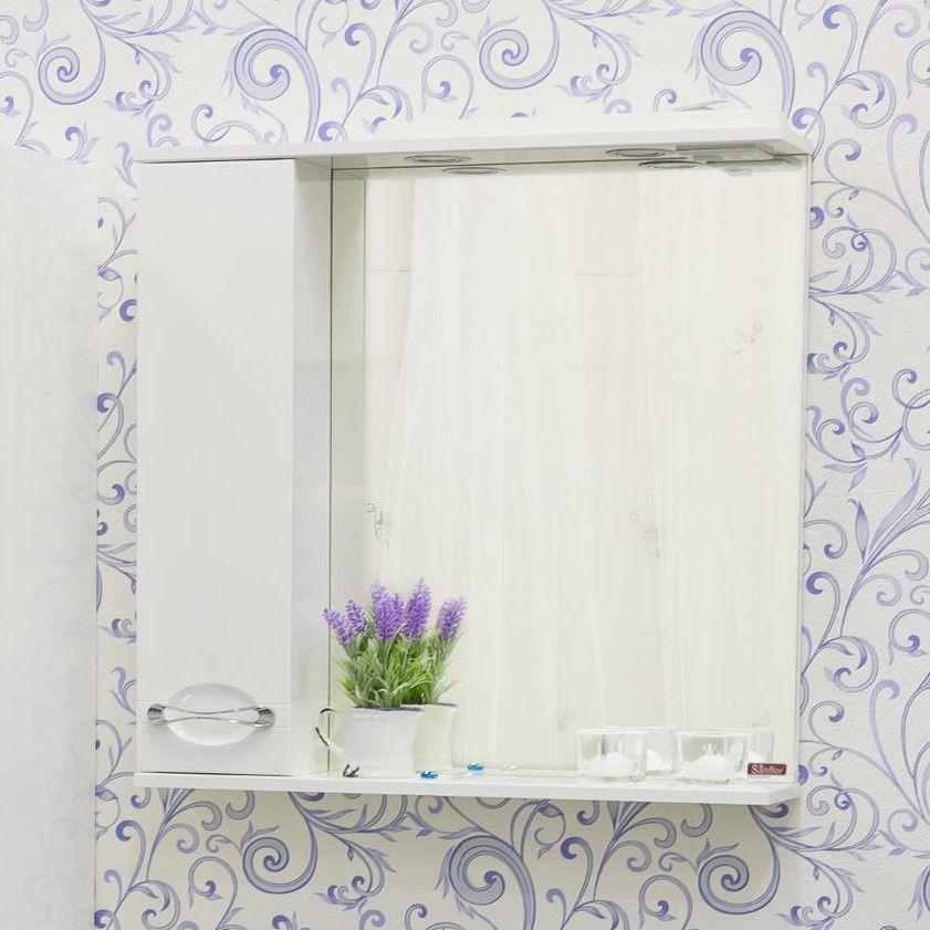 Зеркало Sanflor Палермо 75 С0000001894 левоеЗеркала<br><br>