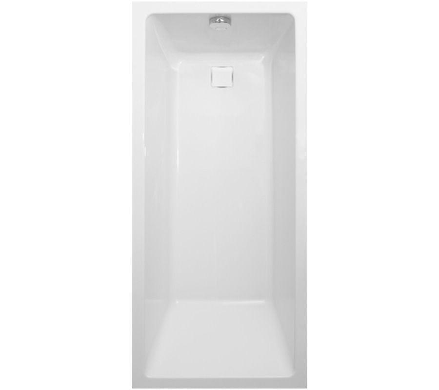 Ванна акриловая Vagnerplast Cavallo 170x75 см VPBA170CAV2X-01Акриловые ванны<br><br>