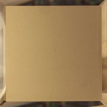 Квадратная зеркальная бронзовая матовая Плитка<br><br>