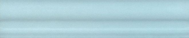 Мурано Бордюр Багет голубой BLD019 15х3Плитка<br><br>