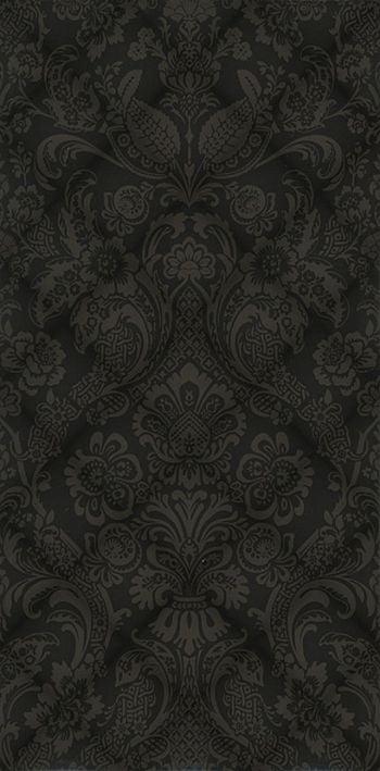 Даниэли Плитка настенная черный структура Плитка<br><br>