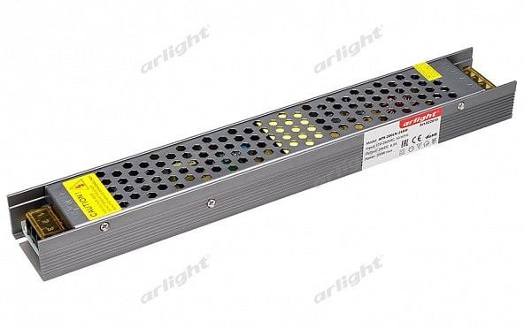 Блок питания Arlight APS-200LN-24BM (24V, 8.3A, 200W) 022610Блоки питания<br><br>