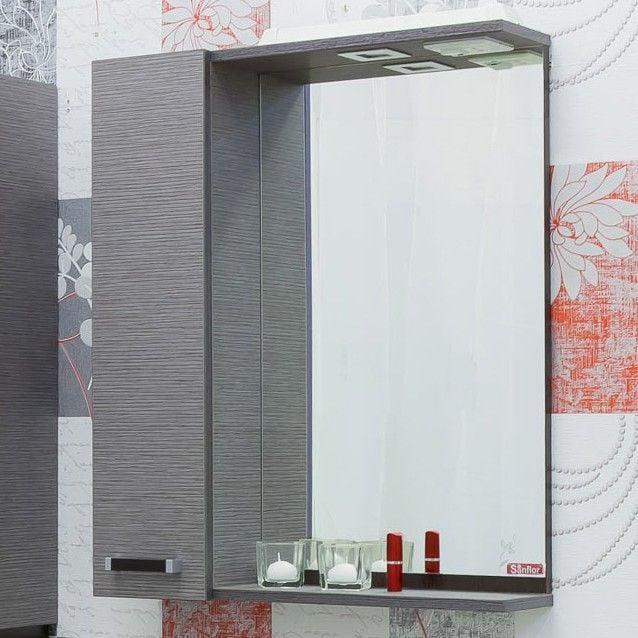 Зеркало Sanflor Торонто 60 Н0000000912 венге, орфео Зеркала<br><br>