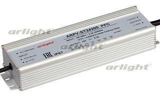 Блок питания Arlight ARPV-ST12200 PFC (12V, 16A, 192W) 020171Блоки питания<br><br>
