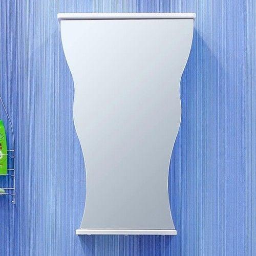 Зеркало Sanflor Илона 45 Н0000000676 белый левоеЗеркала<br><br>