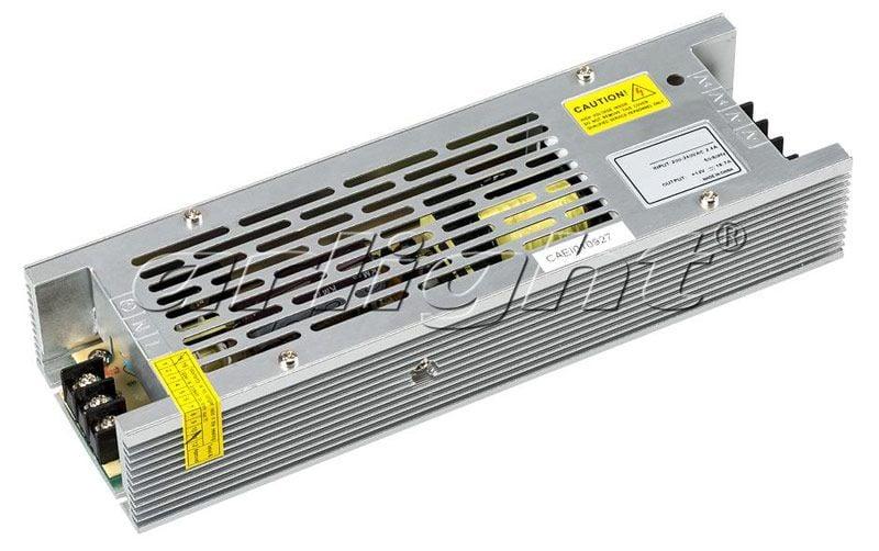 Блок питания Arlight HTS-200L-12 (12V, 16.7A, 200W) 020826Блоки питания<br><br>