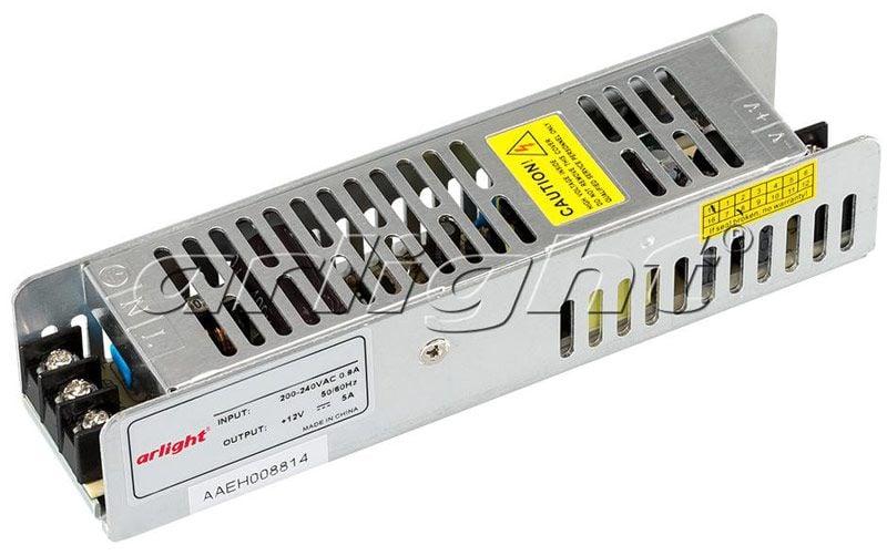 Блок питания Arlight HTS-100L-24 (24V, 4.5A, 100W) 020975Блоки питания<br><br>