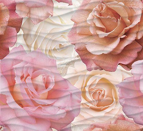 Wave Roses Панно (WA2F452DT) 40x44Плитка<br><br>