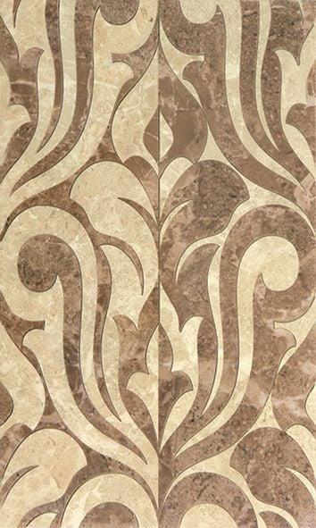 Saloni brown 01 Декор 30х50Плитка<br><br>