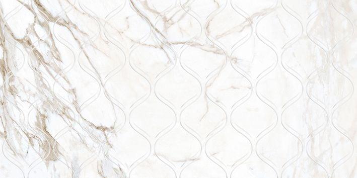 Marble Trend K-1001/MR/d01/30х60х10/S1 CalacattаКерамогранит<br><br>