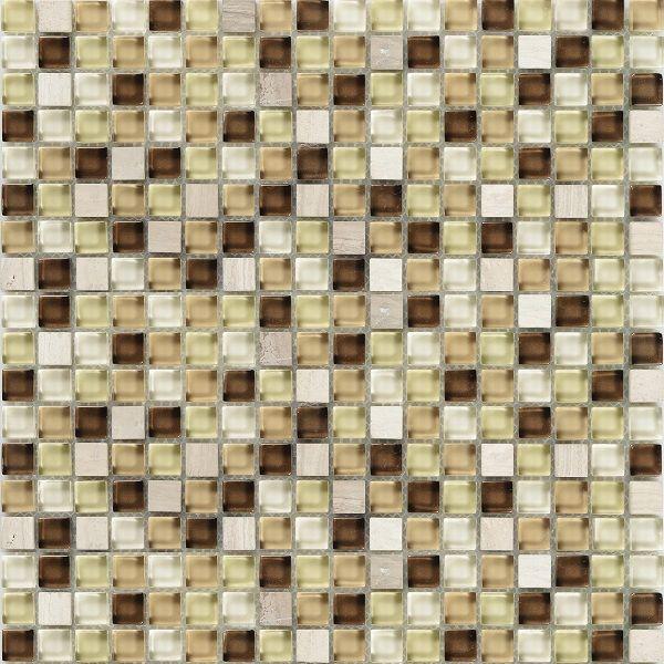 Мозаика PM136SLA Primacolore 15x15/300х300 (10pcs.) - 0.9Мозаика<br><br>