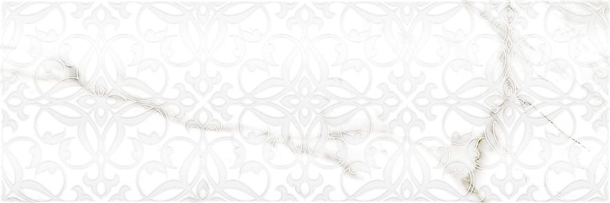 Velutti white Декор 01 25х75Плитка<br><br>