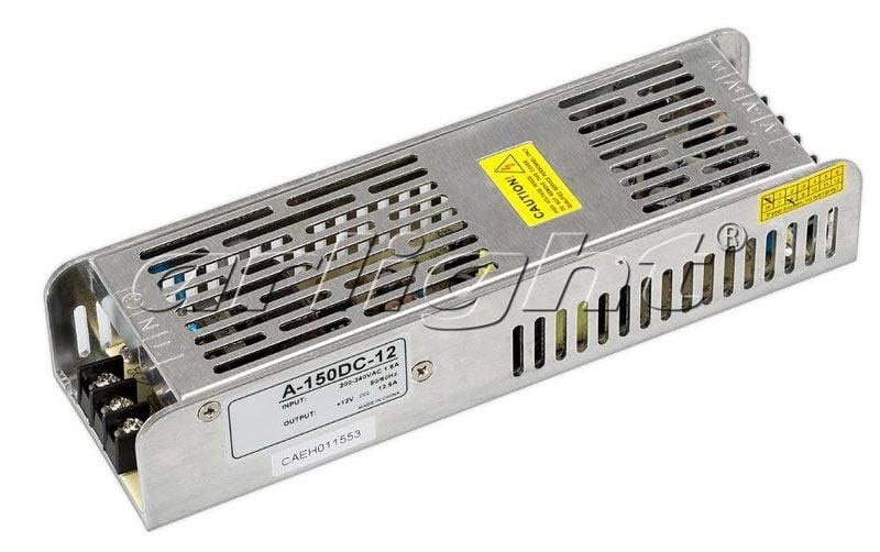Блок питания Arlight HTS-150L-12 (12V, 12.5A, 150W) 020824Блоки питания<br><br>