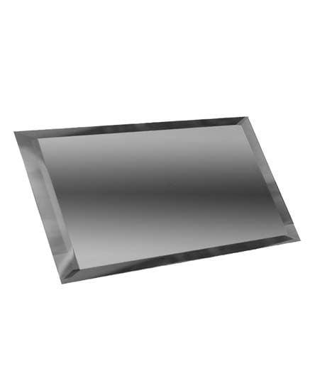 Прямоугольная зеркальная графитовая плитка Плитка<br><br>