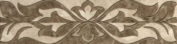 Saloni brown 01 Бордюр 30х7,5Плитка<br><br>