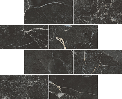Marmori Мозаика St. Laurent Черный K945631LPR 29x35,6Мозаика<br><br>