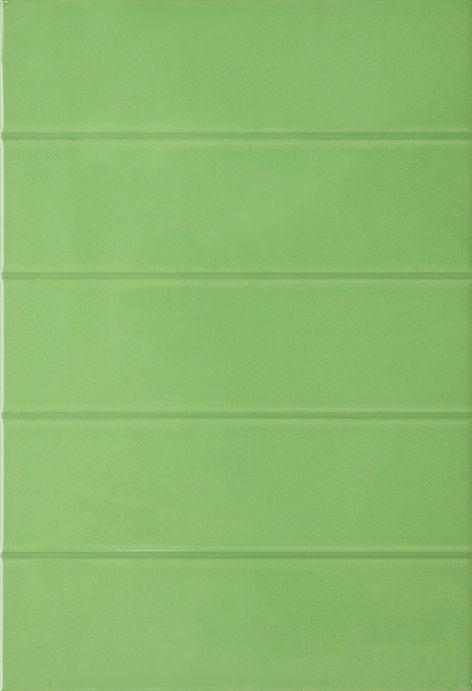 Мидори ПО7МИ100 / TWU07MID100 одноцветная зеленая Плитка<br><br>
