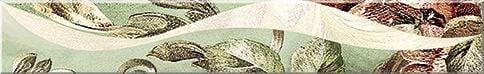 Триоль Бордюр Ноктюрн верде 40,5х6,2Плитка<br><br>