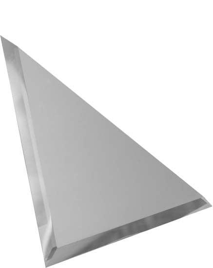 Треугольная зеркальная серебряная матовая Плитка<br><br>