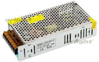 Блок питания Arlight JTS-180-24 (0-24V, 7.5A, 180W) 018500Блоки питания<br><br>