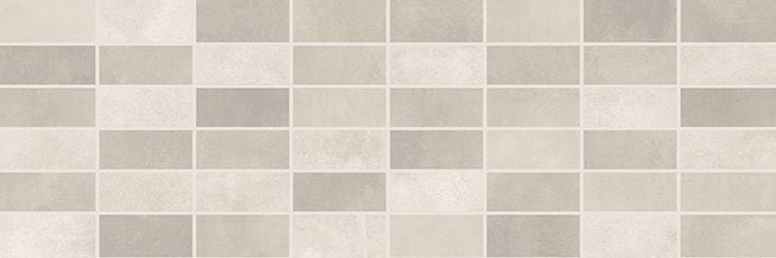 Fiori Grigio Декор мозаика светло-серая 1064-0047 Плитка<br><br>
