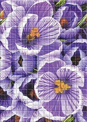 Motive Декор Violet (MF2M221DT) 25х35Плитка<br><br>