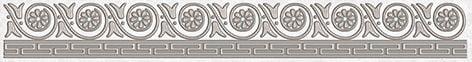 Afina Бордюр серый 56-03-06-425 5х40Плитка<br><br>