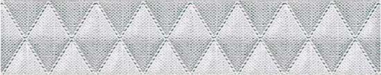 Illusio Бордюр Grey Geometry 6,2х31,5Плитка<br><br>