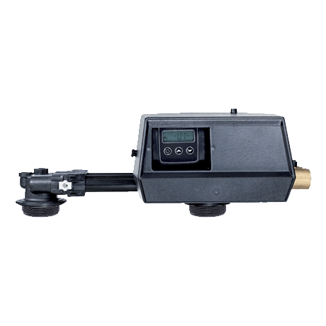 Клапан управляющий 9100 1600 ECO SXT 3/4(IN 2/DLFC 3.5/BLFC Водоподготовка<br>Управляющий клапан с регенерацией по водосчетчику <br>для твин систем.<br>