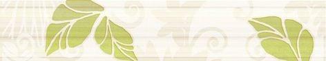 Кензо фисташ-зеленый /76-03-85-075-0/ /86-00-83-75/ бордюр Плитка<br><br>