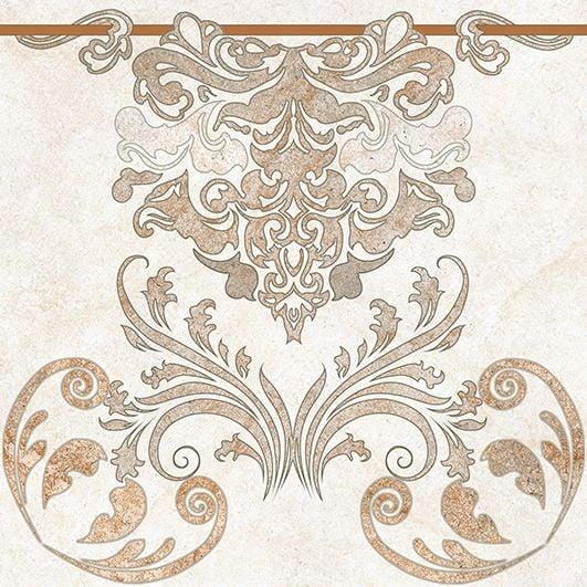 Sand Stone Бордюр напольный Cream K084344 45x45Керамогранит<br><br>