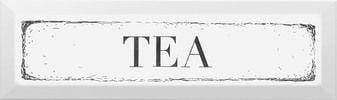 Tea Декор черный NT\B54\2882 8,5х28,5Плитка<br><br>