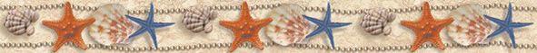 Аликанте Бордюр 57-03-11-123 50х5Плитка<br><br>