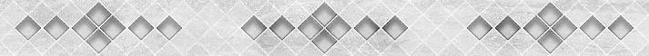 Мармара Паттерн Бордюр серый 58-03-06-616 5х60Плитка<br><br>