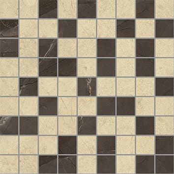 Миланезе дизайн Мозаика 2 натуральный 1932-1083 Керамогранит<br><br>
